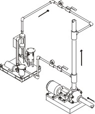 clean tower separator systems